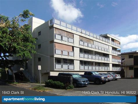 appartments in hawaii 1643 clark st apartments honolulu hi apartments for rent