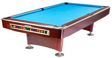 Olio Pool Table by Olio Pool Table 4983 Mahagony 8ft For Sale At Beckmann