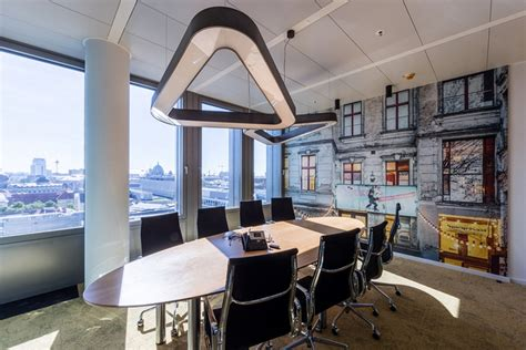Ey Office by Ey Offices By Lepel Lepel Berlin Germany 187 Retail
