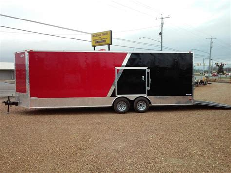 racing cargo 2016 freedom trailers cargo car racing trailer flatbed