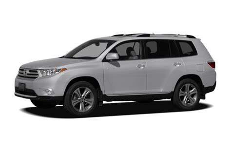 Toyota Highlander Reliability 2011 Toyota Highlander Specs Safety Rating Mpg Carsdirect