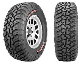 General Truck Tires Review General Tire Introduces Grabber X3 Mud Terrain Tire