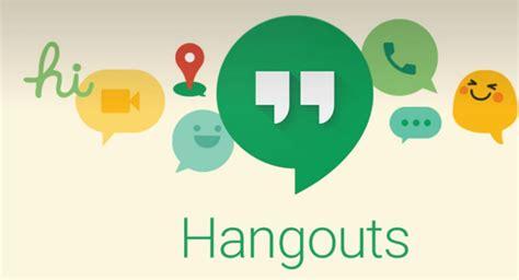 hangouts images hangouts 4 0 finalmente chega ao android apk androidpit