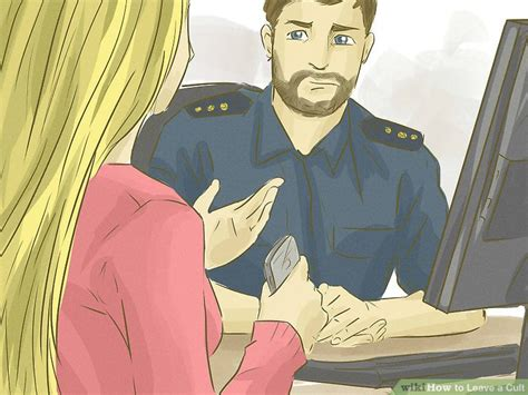how to leave a cult a step by step guide to leaving the jehovah s witnesses books how to leave a cult with pictures wikihow