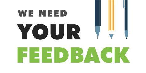 give us your feedback and win a free workshop space