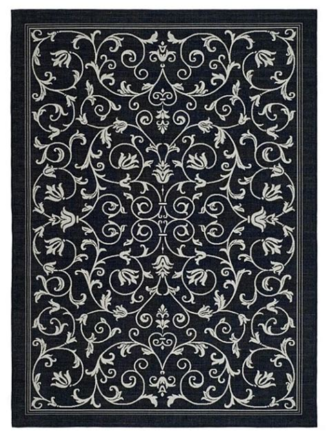 black rug resorts black sand rug traditional outdoor rugs by