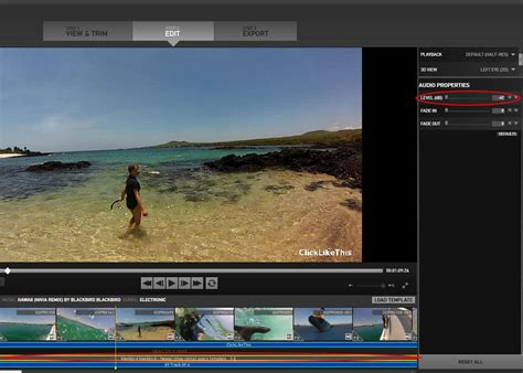 gopro studio templates how to more gopro edit templates click like this