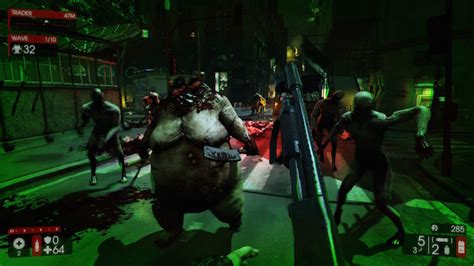 killing floor 2 early access first impressions gamecloud