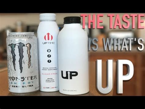 energy drink uptime the taste test uptime energy and up by christian