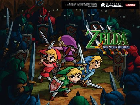 the legend of four swords legendary edition the legend of legendary edition the legend of four swords adventures