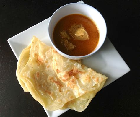 so you think you can canai roti canai method and recipe roti canai indian pancake with chicken curry donaldstephen