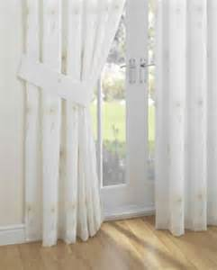 Drapery Falls Tab Curtains With Daisy Patterns Baseball Themed Curtain Rods