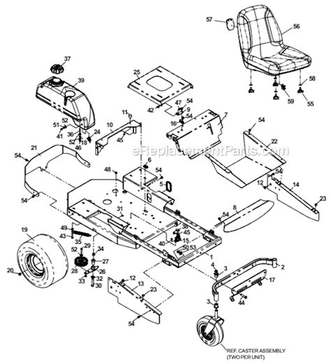 husqvarna lawn mower parts diagram husqvarna 968999219 parts list and diagram