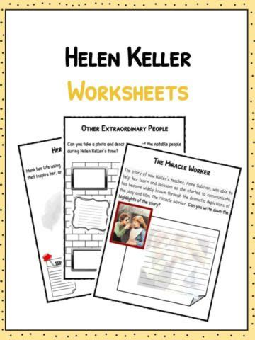 helen keller biography worksheet ella fitzgerald worksheets facts biography information