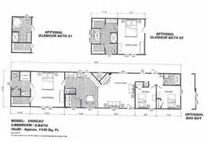 18 x 80 mobile home floor plans 18 x 80 mobile home floor plans best free home
