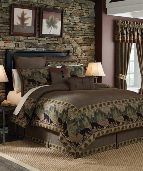 wildlife bedding sets rustic bedding wildlife bedding collections