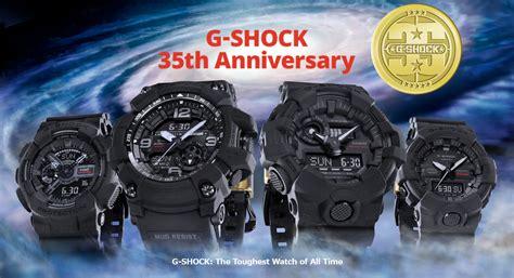 35th Anniversary G Shock 2 g shock 35th anniversary casio thailand