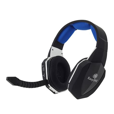 2 4g Wireless Headset review easysmx 398m 2 4g wireless multifunctional gaming