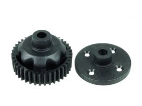 Tamiya Setting Gear Set For Fm A Chassis 15516 3racing sak f01a v2 gear differential plastic replacement
