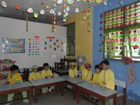 gambar denah ruang kelas tk contoh hiasan dinding ruang kelas paud cara membuat