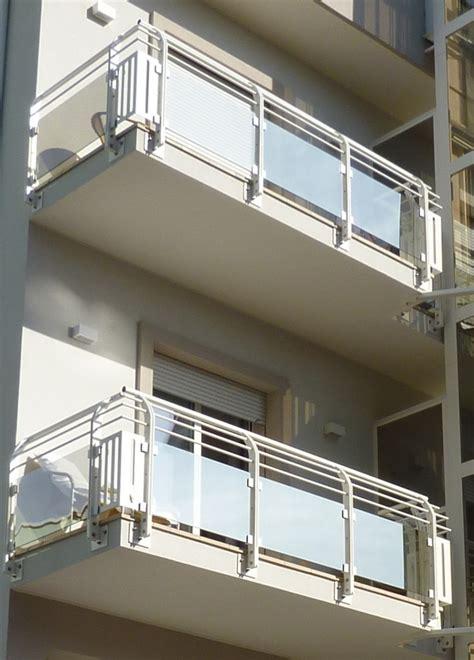 ringhiere per terrazzi ringhiere balconi per esterni