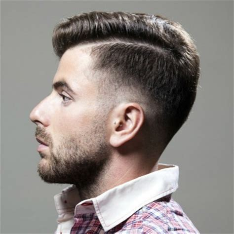 undercut part hair men how to get the perfect side parting the idle man