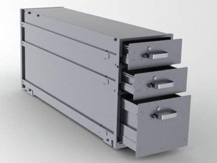 Storage Drawers For Vans by 3 Drawer Unit For Interior Storage Kargo Master