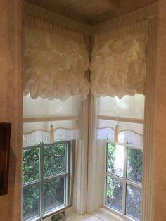 roller shades   scalloped bottom window shades