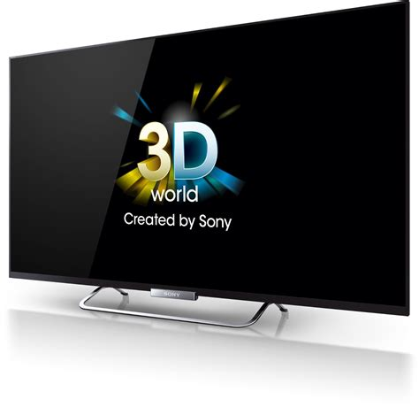 Tv Led Sony Oktober sony kdl50w685 test 3d led backlight tv 3d heimkino systeme