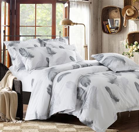king size feather comforter feather comforter sets home ideas