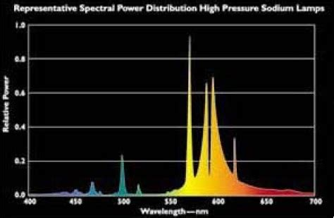 Sodium Vapour L Wavelength by