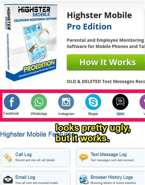 highster mobile review can this phone spy app really work top 9 free cell phone spy software
