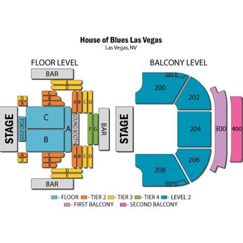 house of blues seating image search results
