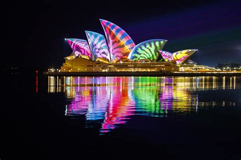 vivid sydney shines in 2017 destination nsw