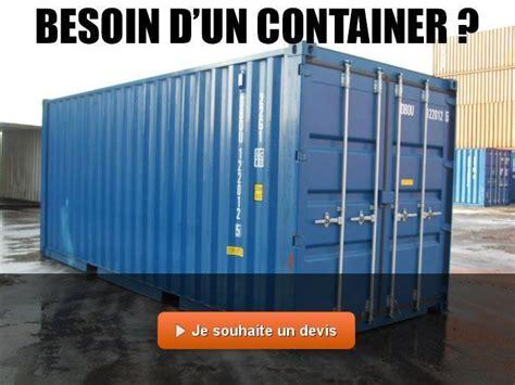 Container Maritime Maison by Vente De Containers Maritimes Maison Container