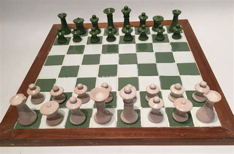designer chess sets designer porcelain chess set catawiki