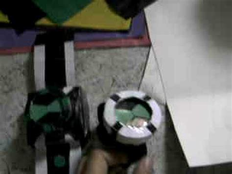 How To Make A Ben 10 Omnitrix Out Of Paper - ben 10 omnitrix