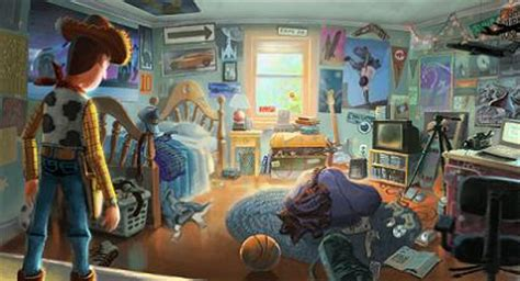 bedroom stories movie the art of toy story 3 animation historian charles