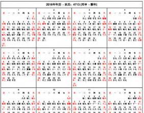 Lunar New Year Calendar Lunar Calendar 2017 Weekly Calendar Template