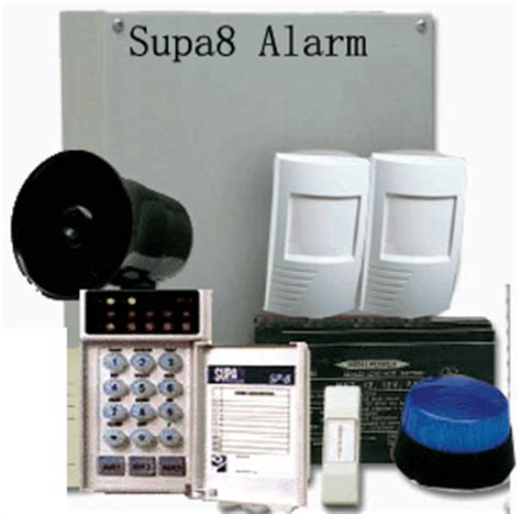 home security alarm system install service repair check