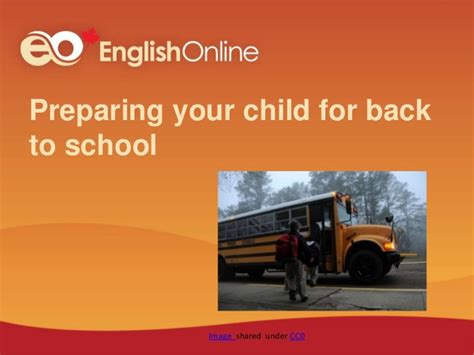 7 Ways To Prepare For Back To School by Preparing Your Child For Back To School Mb
