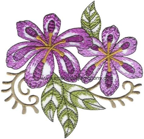 flower pattern embroidery design embroidery designs 43 fancy flower designs