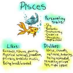 pisces personality quotes quotesgram