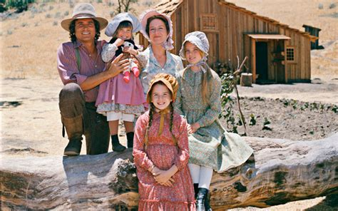 when was little house on the prairie set the ingalls family on the set of little house on the prairie