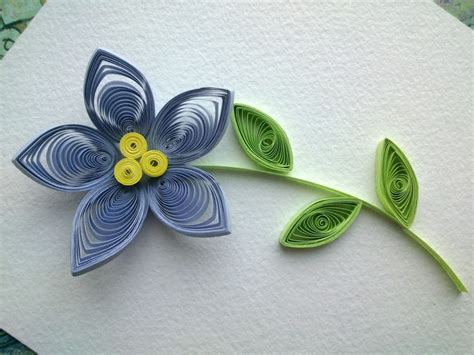 quilling art tutorial for beginners 25 best ideas about quilling flowers tutorial on