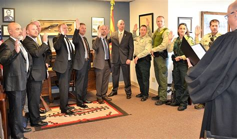 Yavapai County Superior Court Search A Dozen Federal Officials Sworn In To Aid Local Officials The Daily Courier