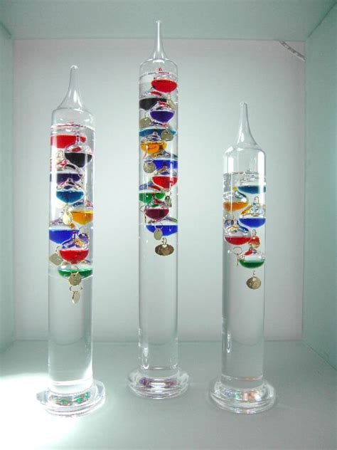 Find By Where They Work Galileo S Thermometer 171 Helpmyphysics