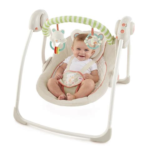 brights starts swing baby bouncers bouncers rockers swings portable baby