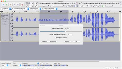 ecdl advanced dispense programmi per editing audio informatica altro