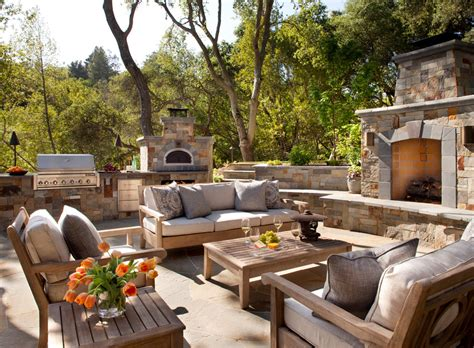 outdoor fireplace furniture luxury living spaces smith lloyd